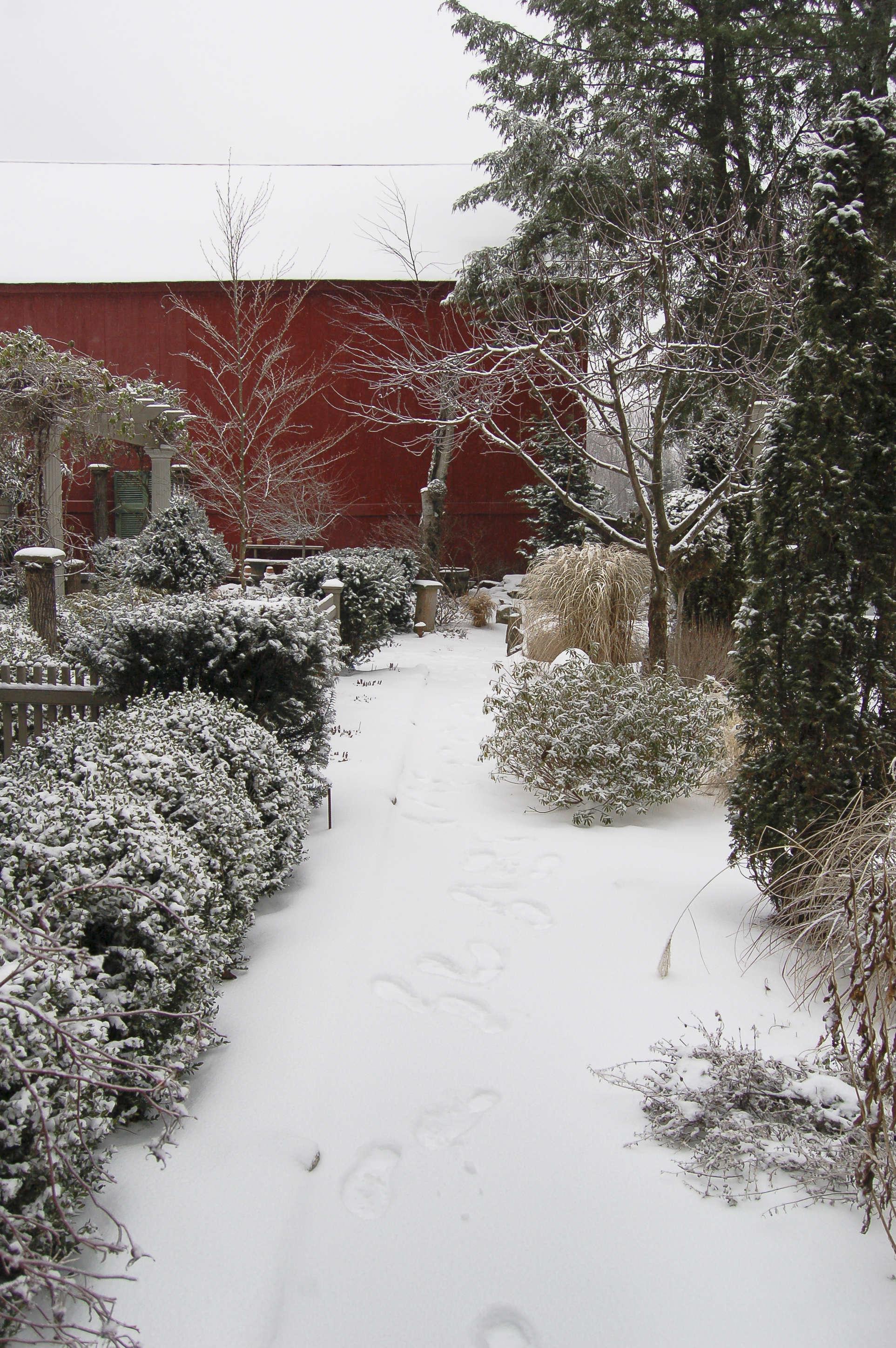 garden visit at home at juniper hill farm in new hampshire