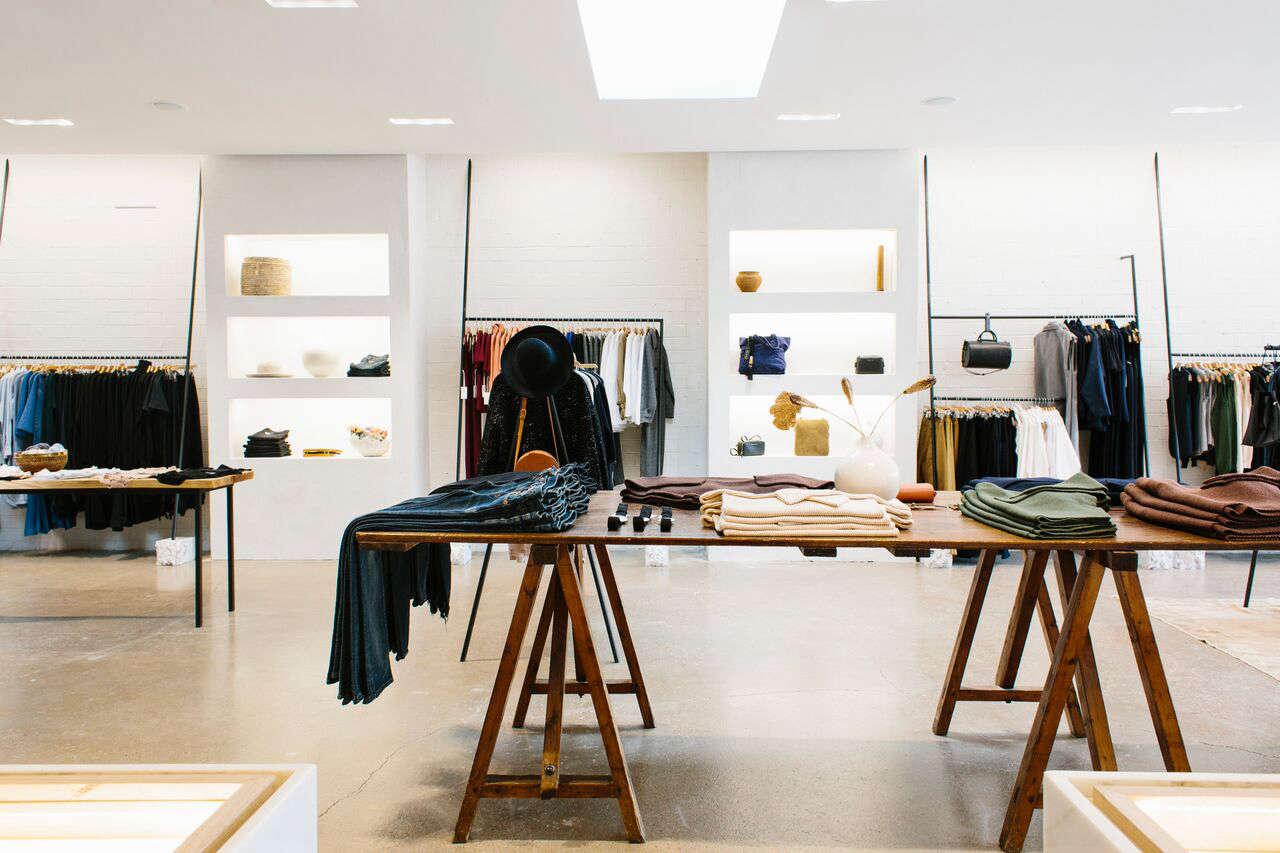 Shopper's Diary: Kick Pleat in Austin, Texas