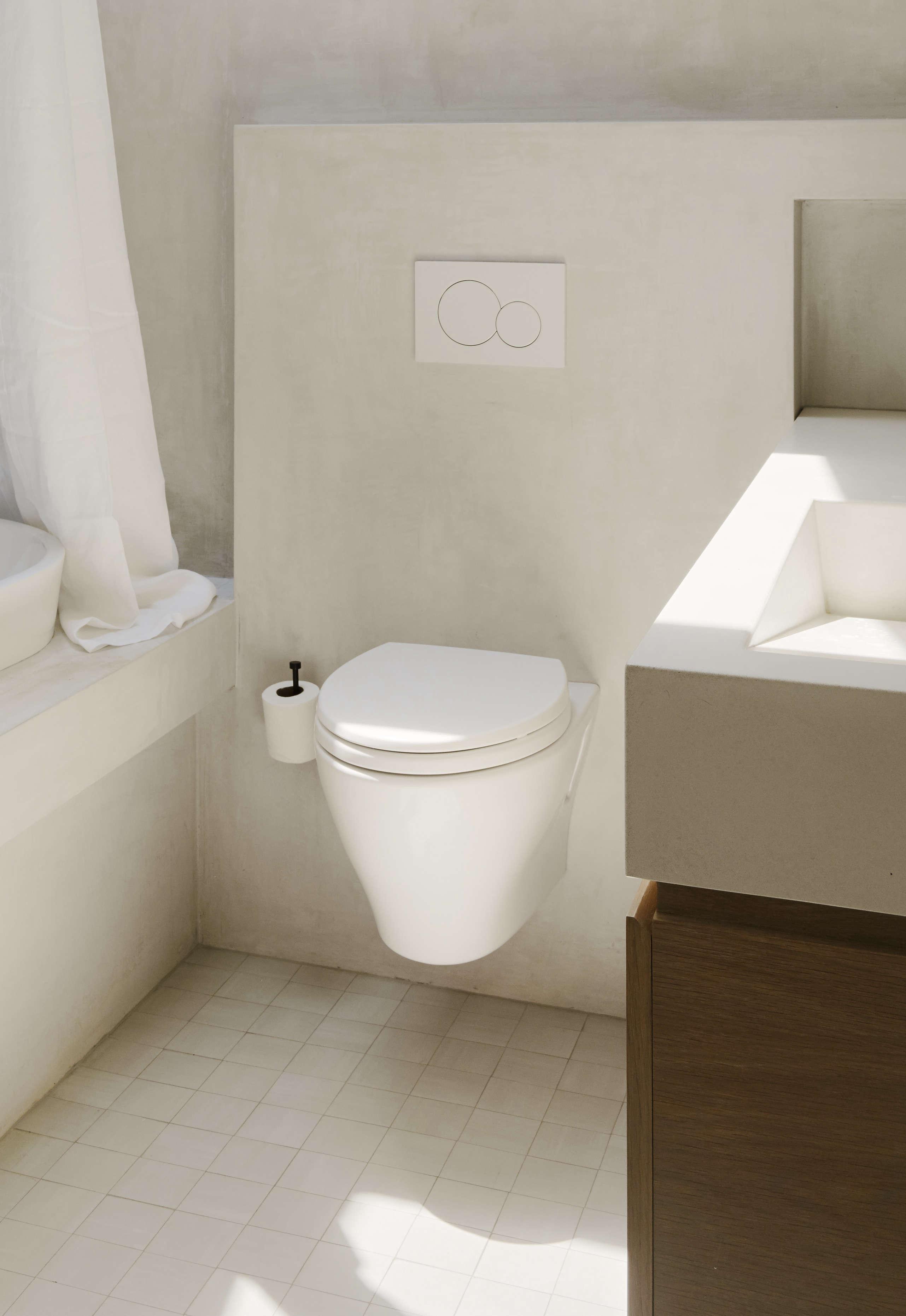 Bathroom Urinal: Bathroom Of The Week: In Brooklyn Heights, An Ethereal