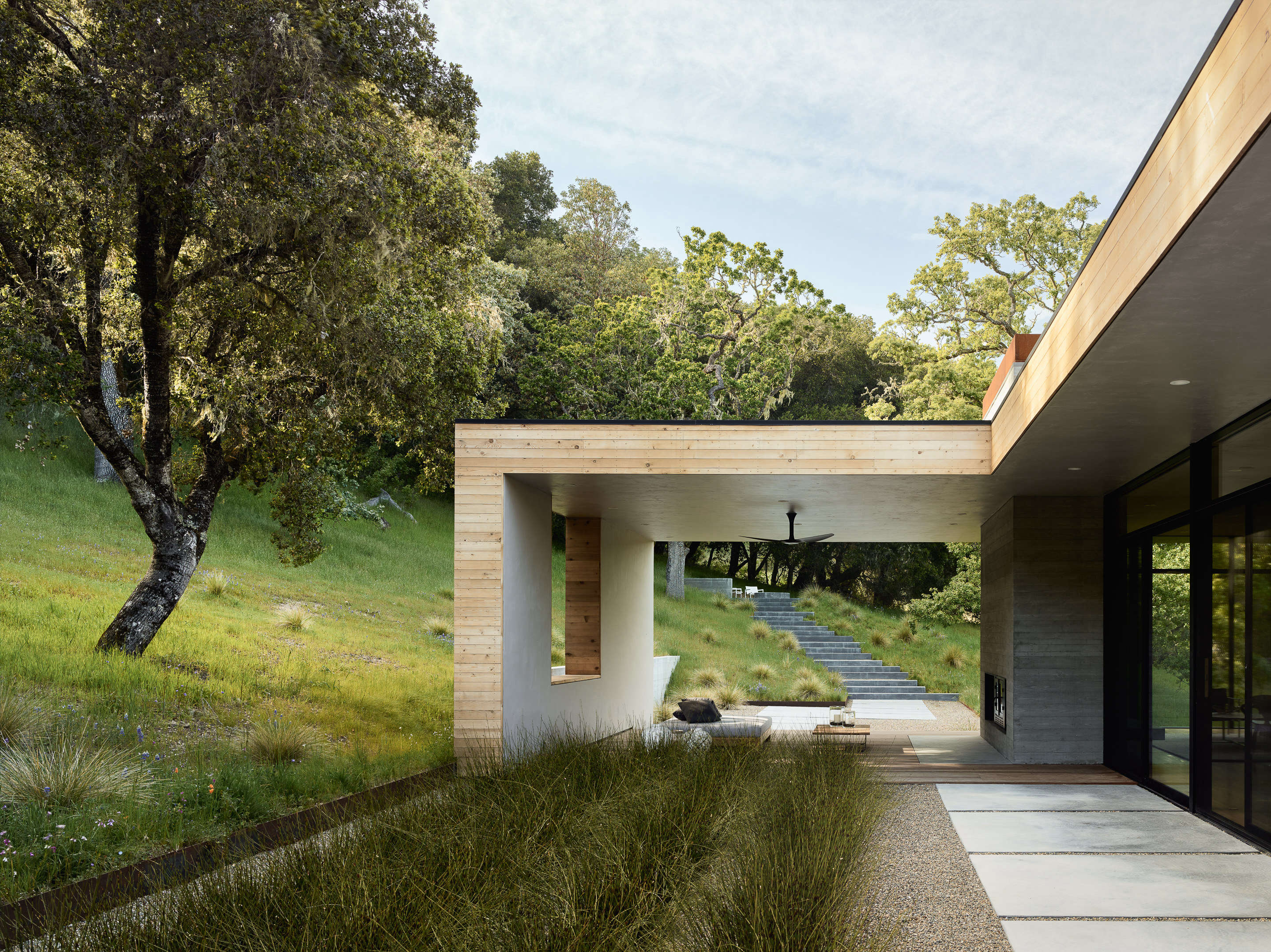Landscape architect visit the california life outdoor for Southern california architecture firms