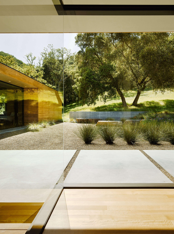Carmel-Valley-Landscape-Mediterranean-Concrete-slab-Garden-Piechota