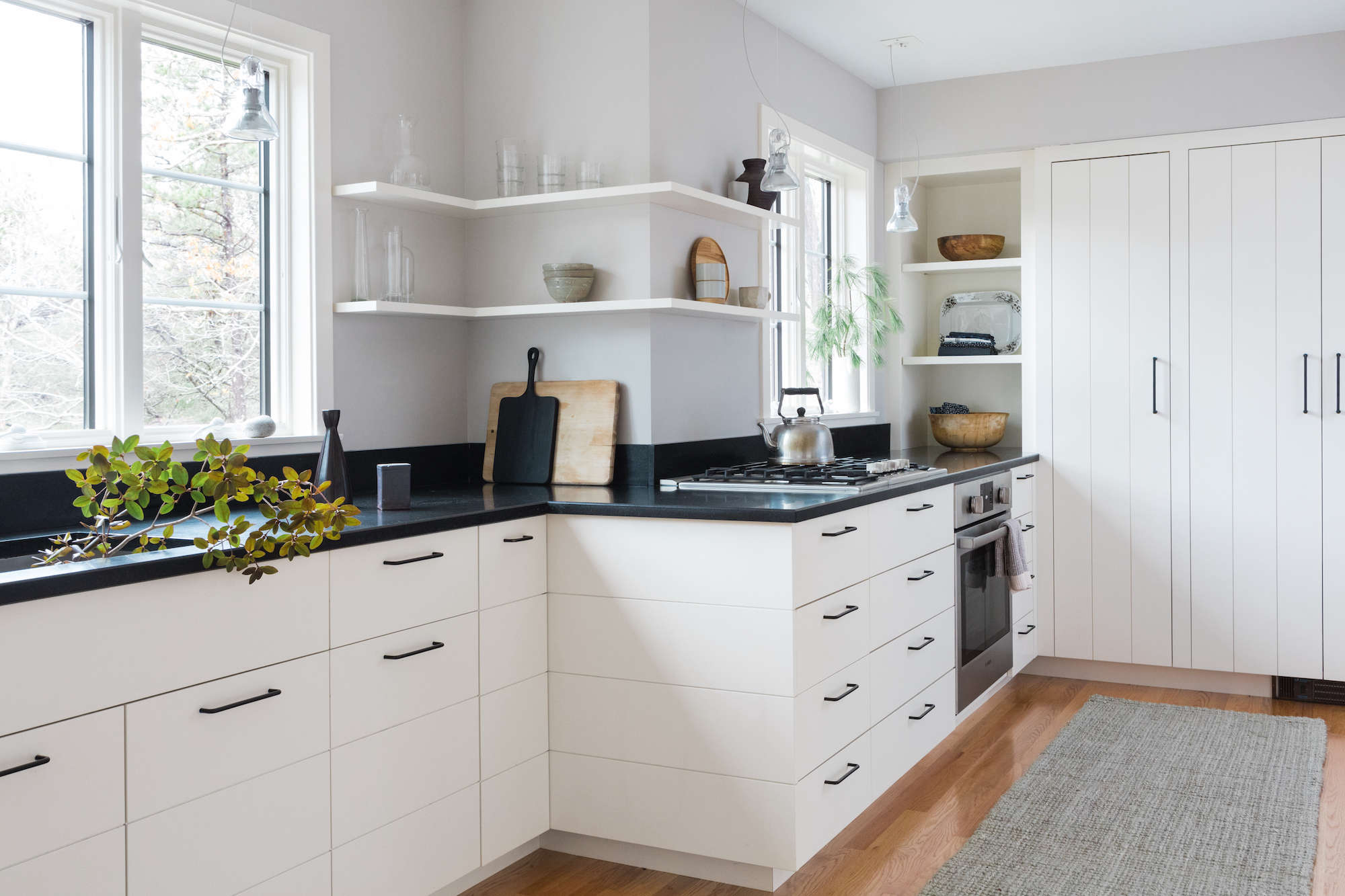 a japanese inflected kitchen with bosch home appliances remodelista