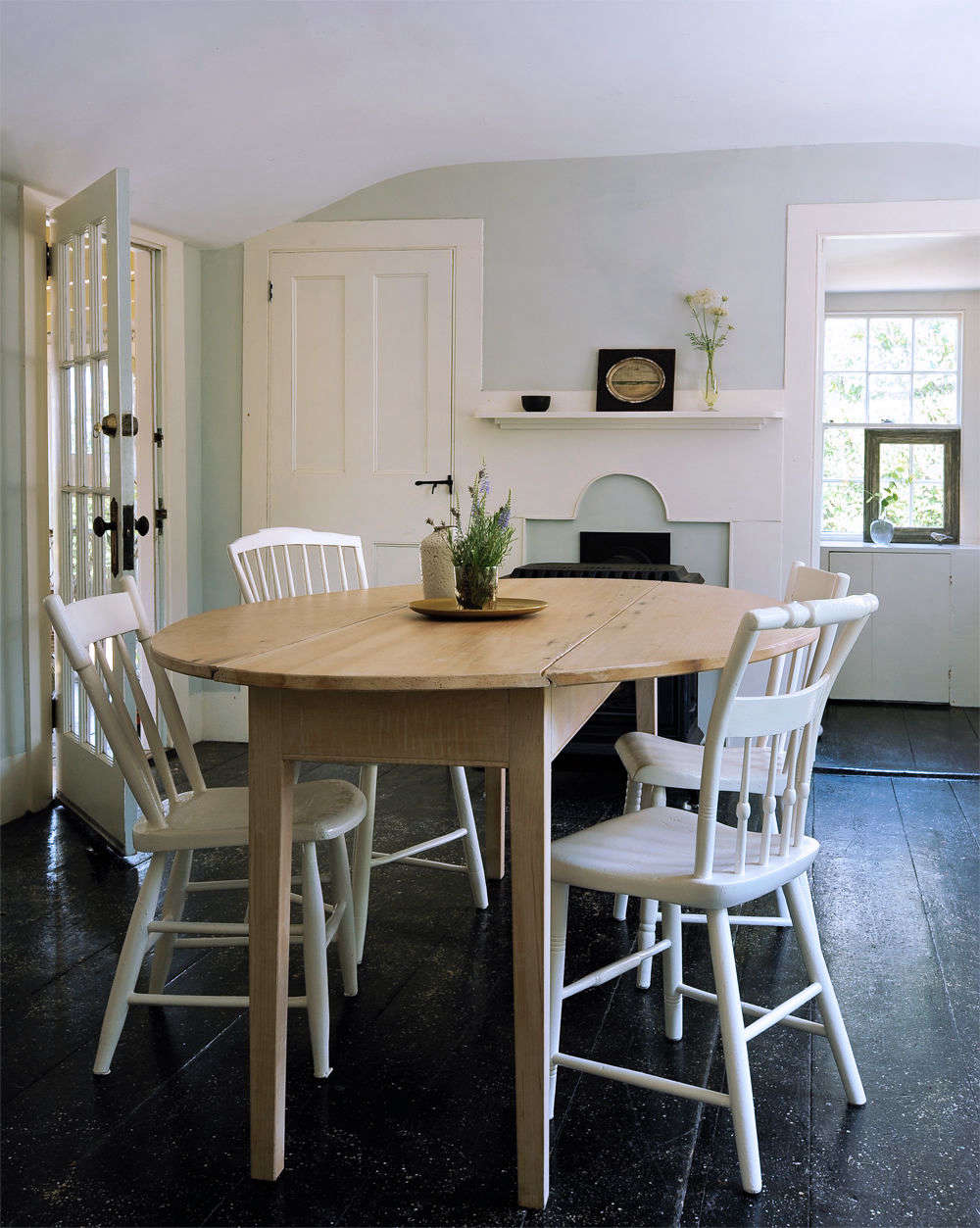 Justine Hand Cottage Cape Cod Dining Room