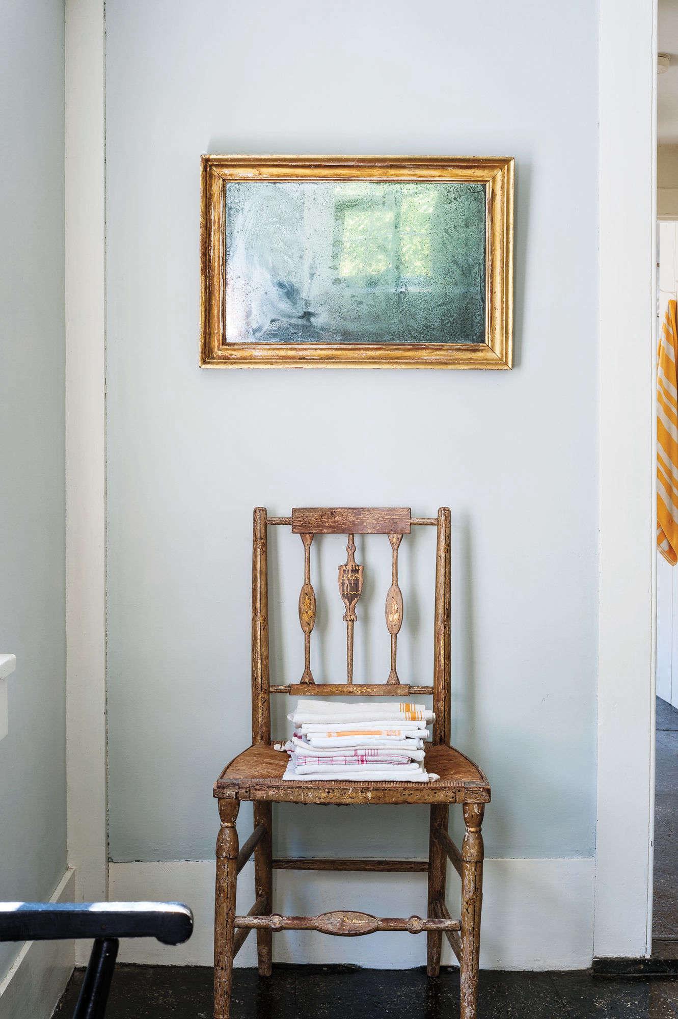 Justine Hand Cottage Mirror