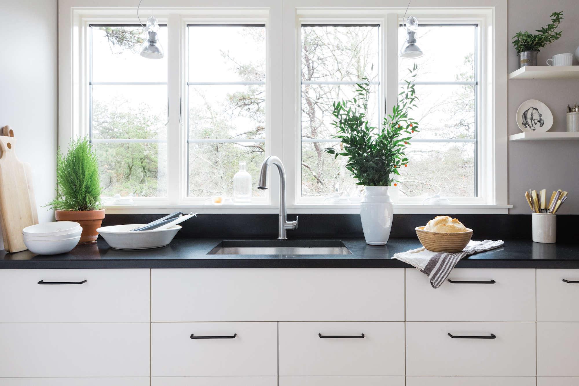 One Kitchen, Three Ways: A Scandi Kitchen with Bosch Home Appliances ...