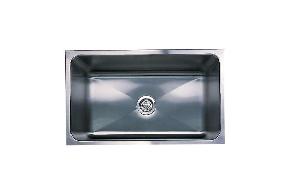 Blanco Magnum Undermount Single Bowl Kitchen Sink
