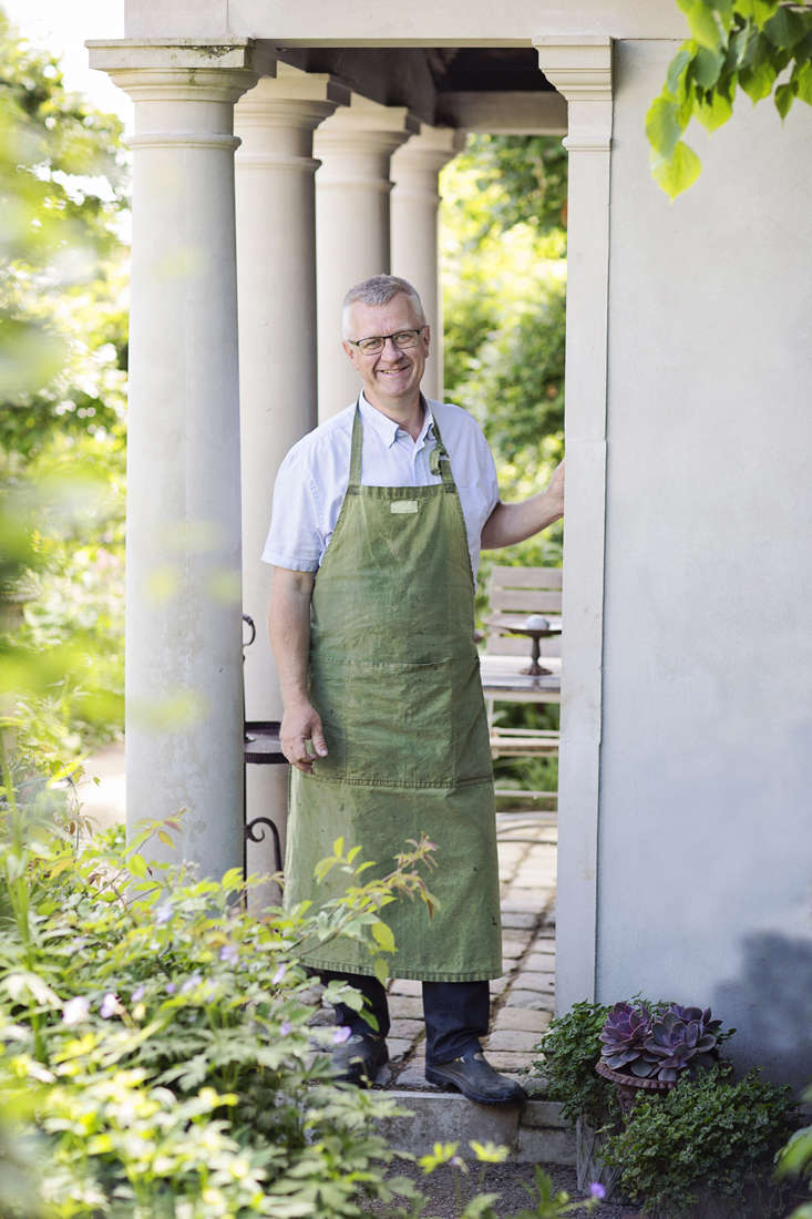 scandinavia u0027s martha stewart a garden visit with claus dalby in