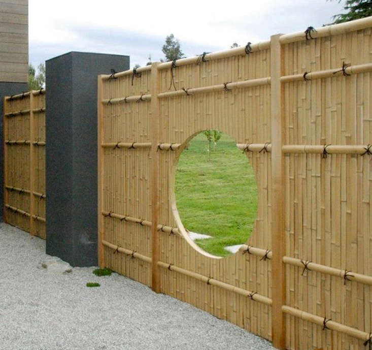 10 Easy Pieces: Japanese-Style Fences and Screens: Gardenista