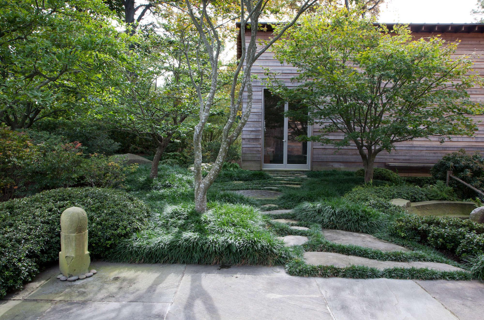 Designer Visit A Garden Inspired By Japan In Westchester