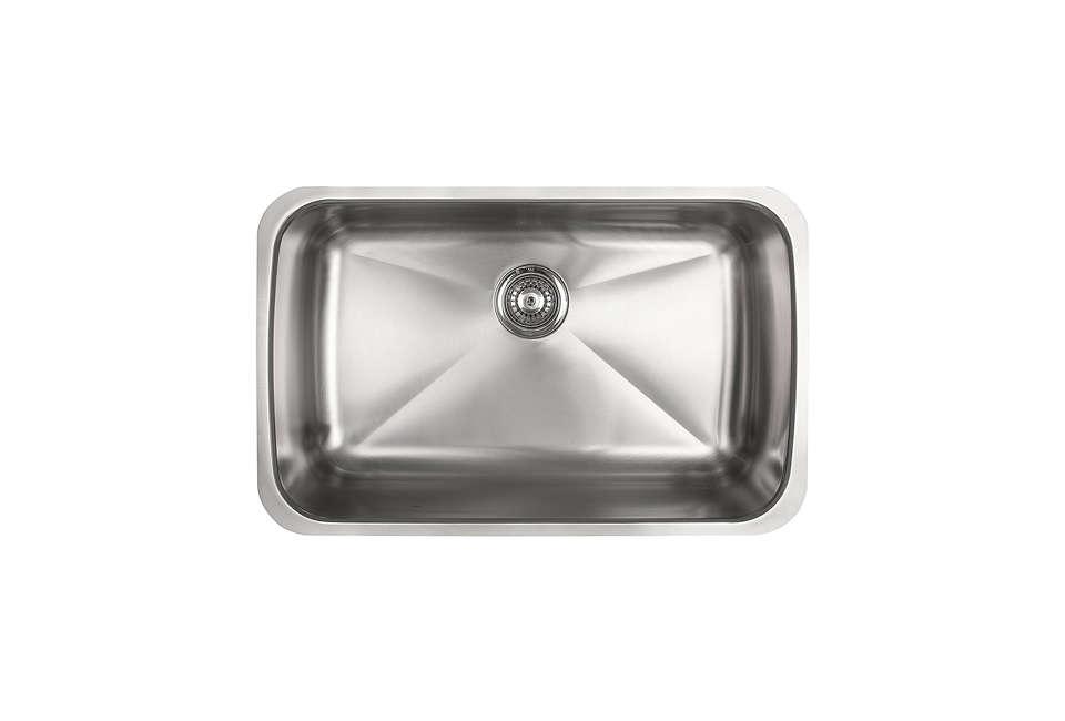 10 Easy Pieces Stainless Steel Kitchen Sinks Remodelista