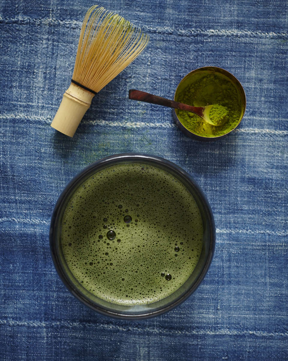 Leaves and Flowers Tea Ceremony, Photo by Daniel Dent
