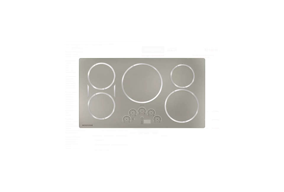 Monogram 36-Inch Induction Cooktop