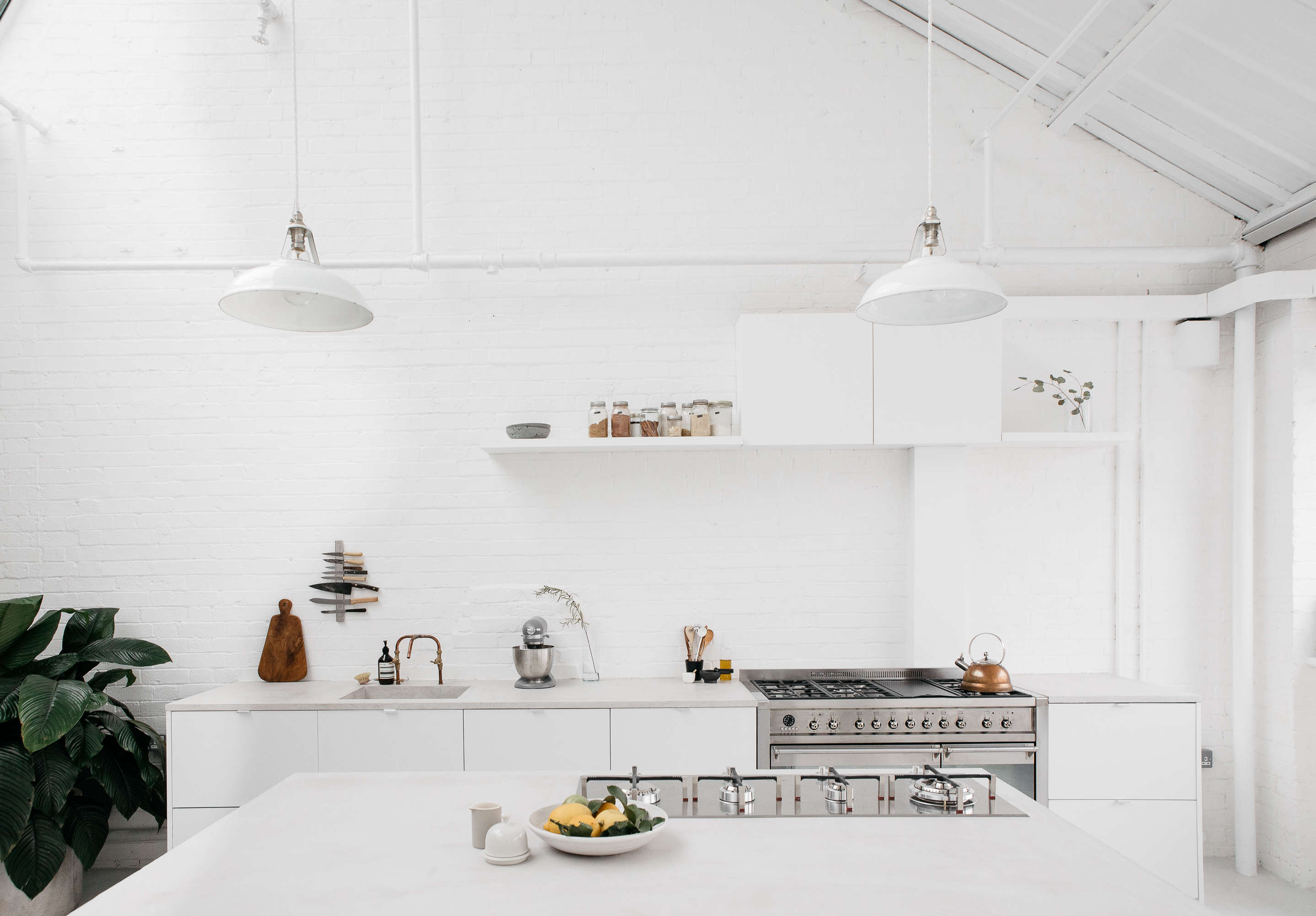 island in a small kitchen kitchen of the week an artful ikea kitchen by two 7596