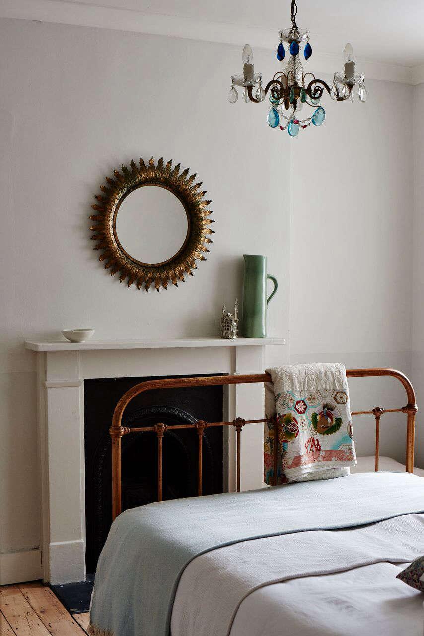 A Refined Terrace House In London By Cassandra Ellis