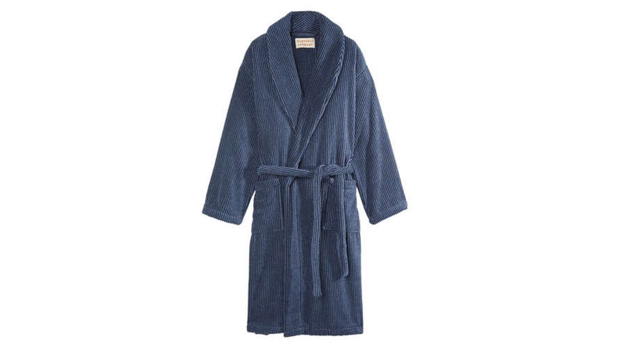 Cleverly Laundry Robe Blue