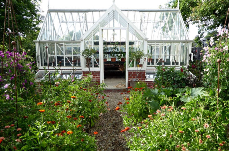 above when catherine moved here she invested in a serious greenhouse from alitex together with cold frames a misting zone for nurturing cuttings and. Interior Design Ideas. Home Design Ideas
