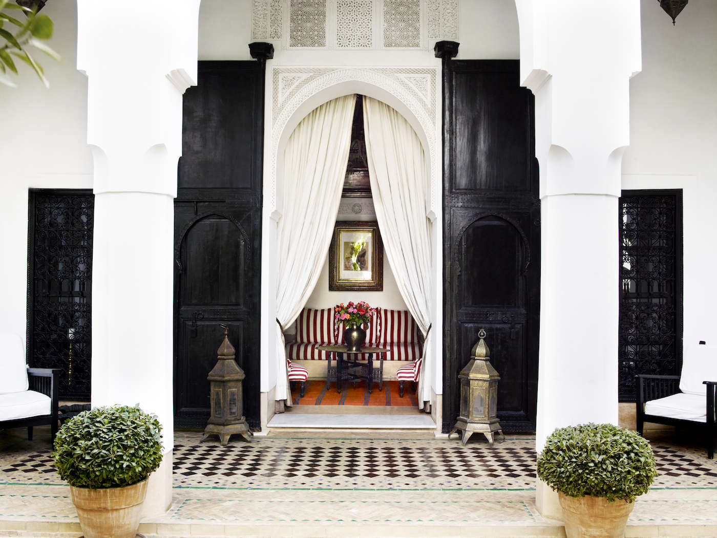 A Romantic Riad from UK Designer Jasper Conran