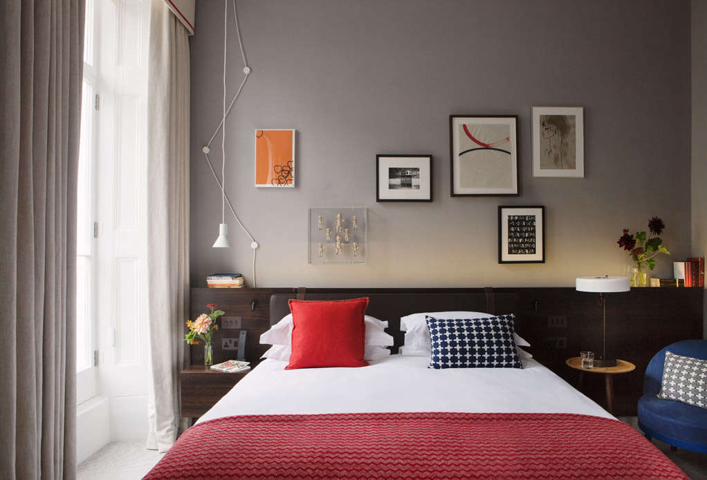 The Laslett Notting Hill Bedroom