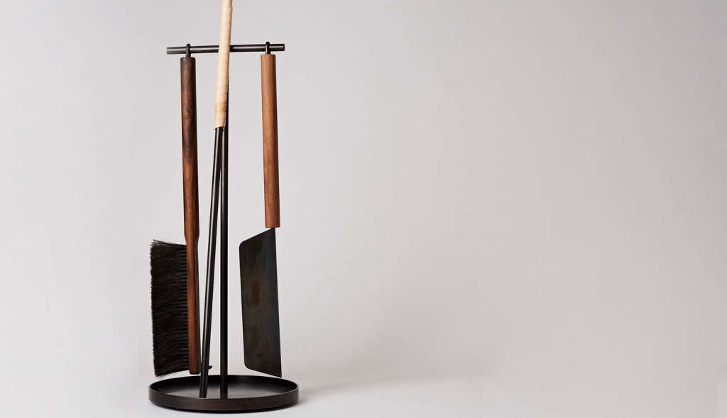 World's Most Beautiful Fireplace Tools from Mjölk in Toronto ...