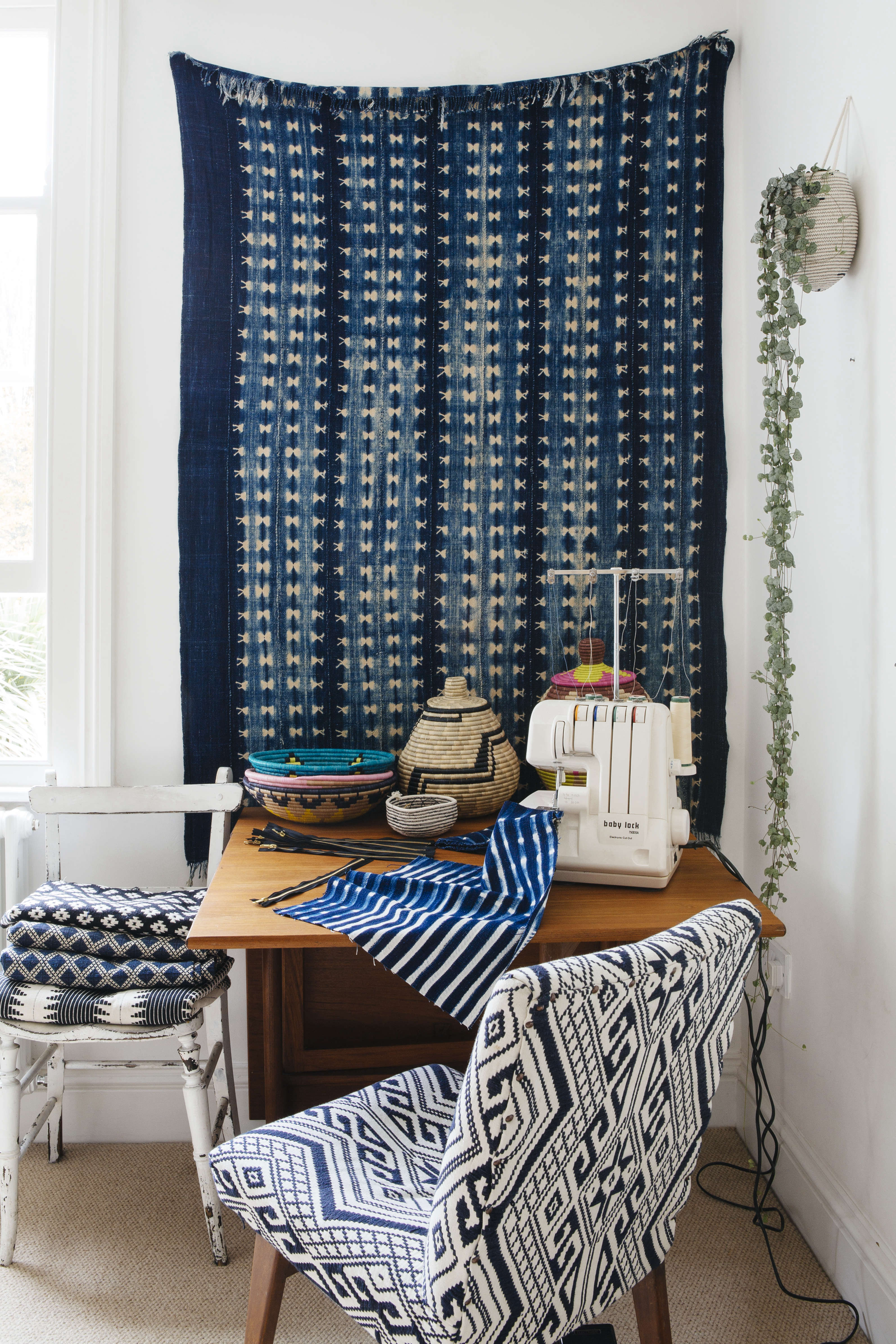 The Compact Live/Work Space of London Designer Ondine Ash ...