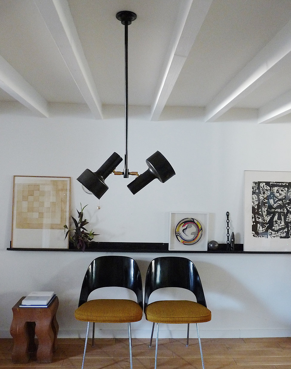 Wo & We: Industrial-Chic Lighting from Villeurbanne, France ...