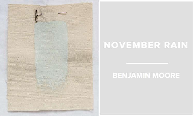 November rain benjamin