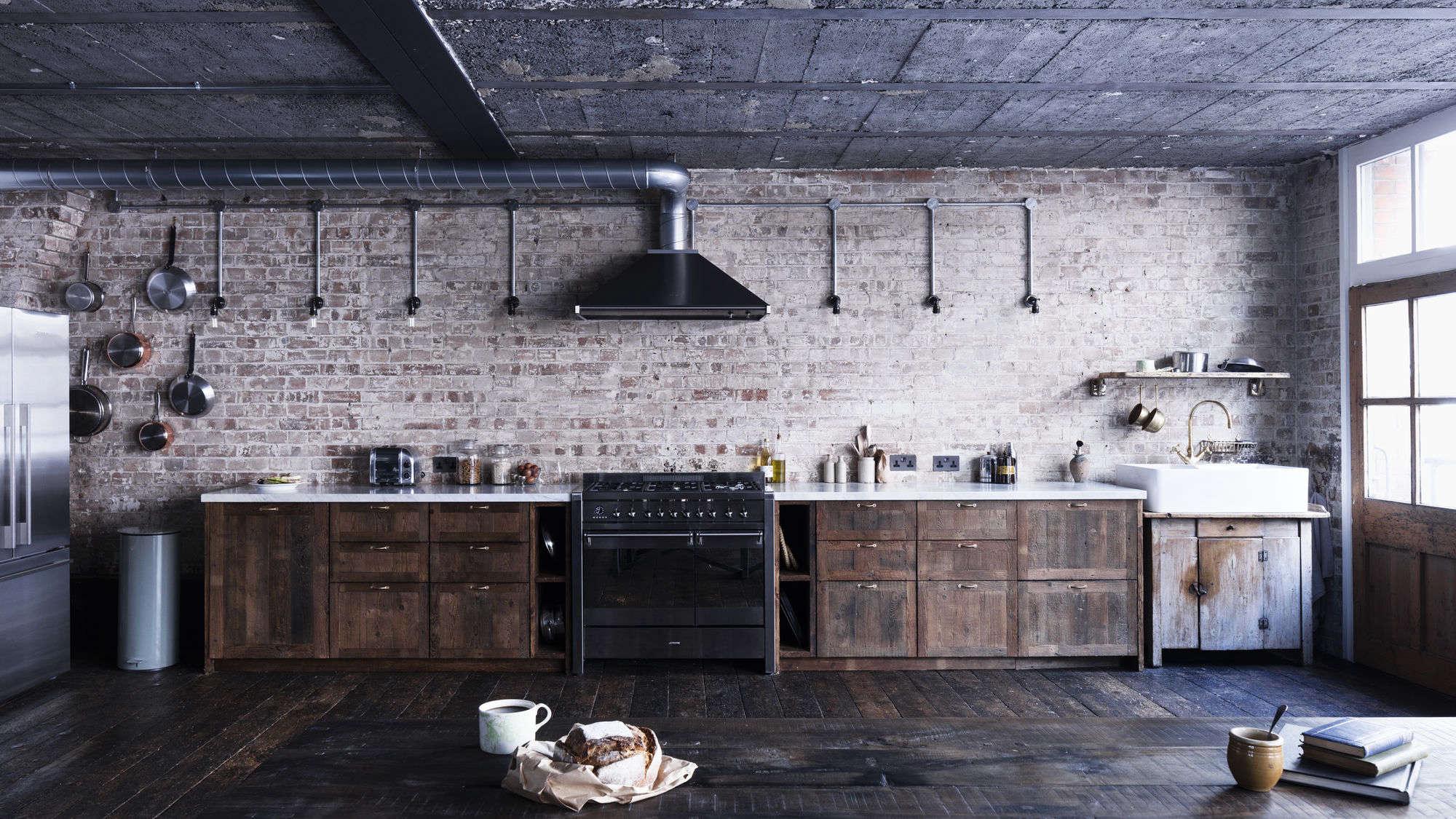 Loft Kitchen An Old World London Loft Reimagined By Mark Lewis Remodelista