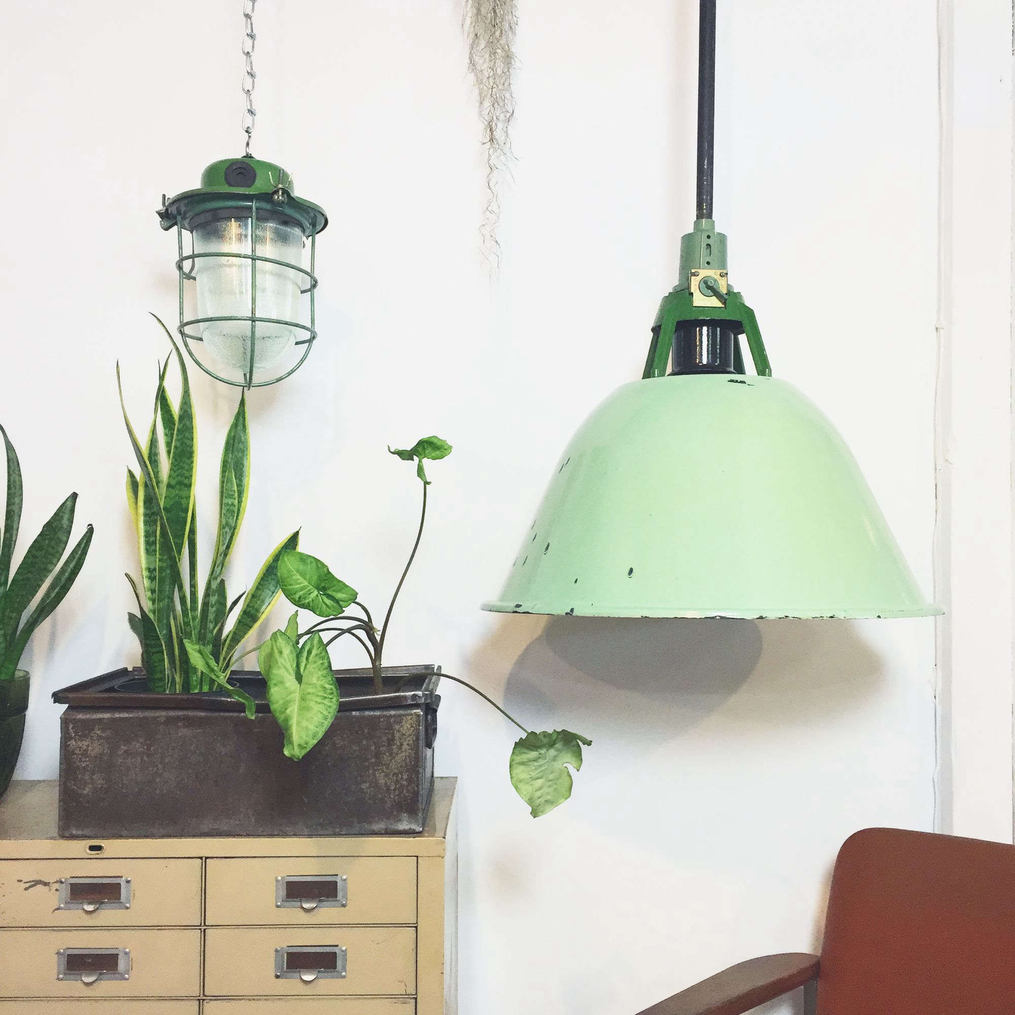 Reborn in the USA: Soviet Industrial Lights from Fixt Electric ...