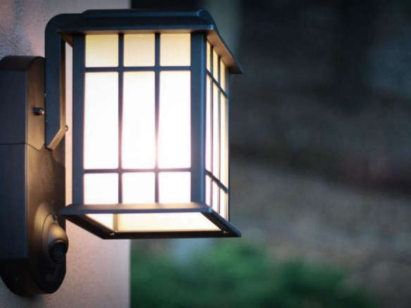 Smart Security Light