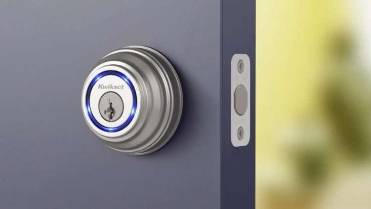 The Kwikset Kevo Touch-to-Open Smart Lock