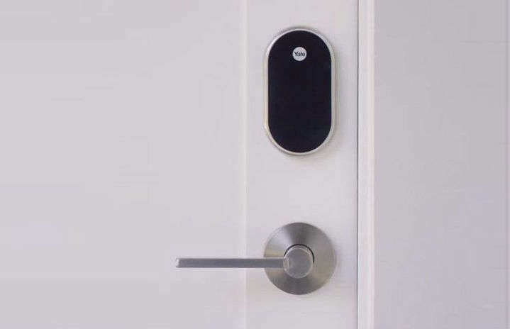Forthcoming: The Yale Linus Lock, in collaboration with Nest.