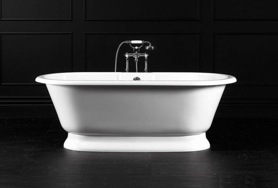 10 Easy Pieces Classic Freestanding Bathtubs portrait 3