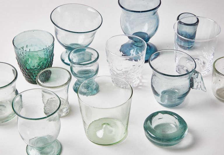 il buco vita green blue glassware 3