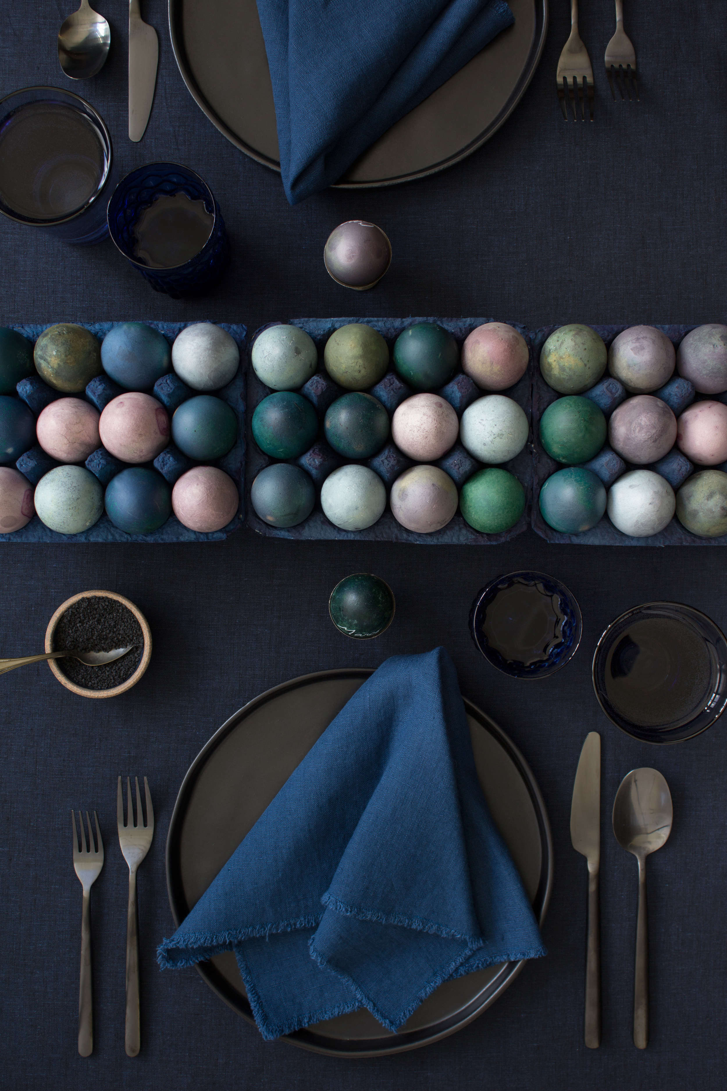 Diy A Jewel Toned Easter Tablescape With Designer David