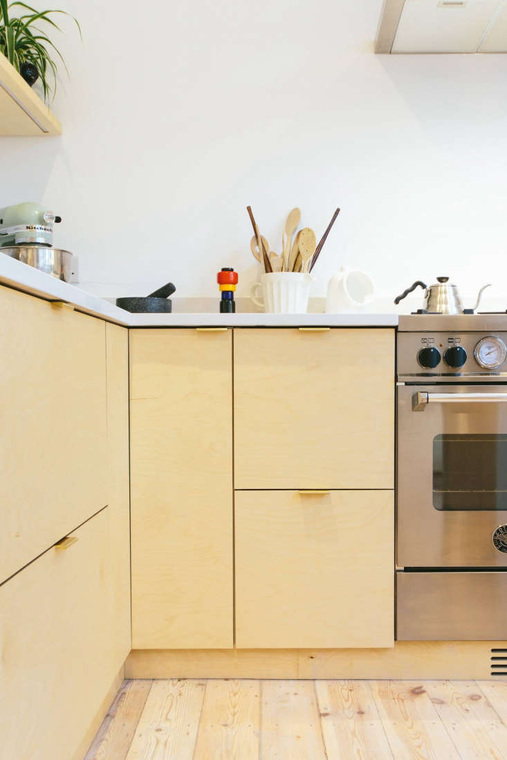 Plykea In London Stylish Plywood Cabinet Fronts And