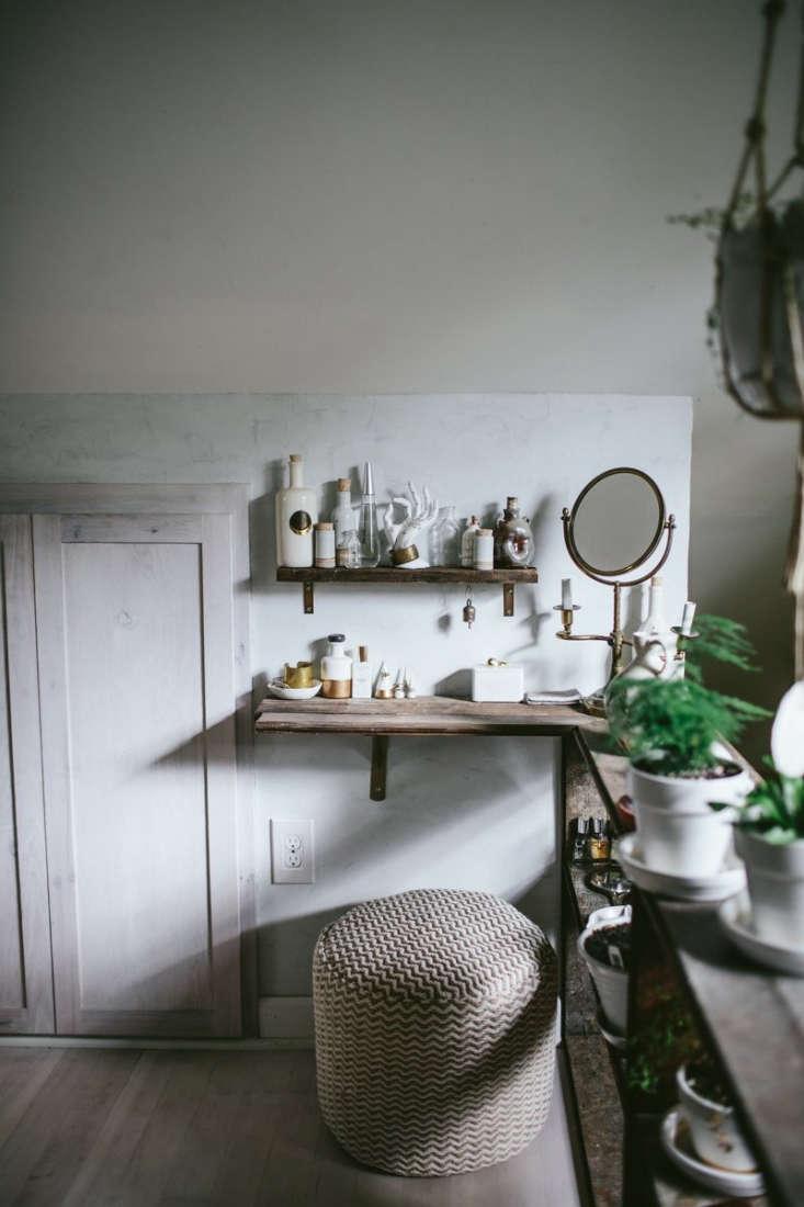Eva Kosmas Flores Bedroom Vanity Remodel