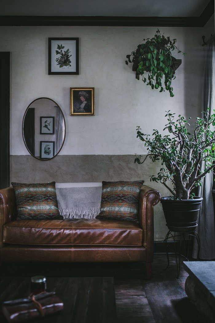Eva Kosmas Flores Living Room Remodel Couch
