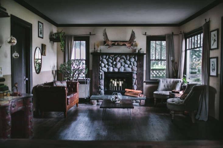 Eva Kosmas Flores Living Room Remodel