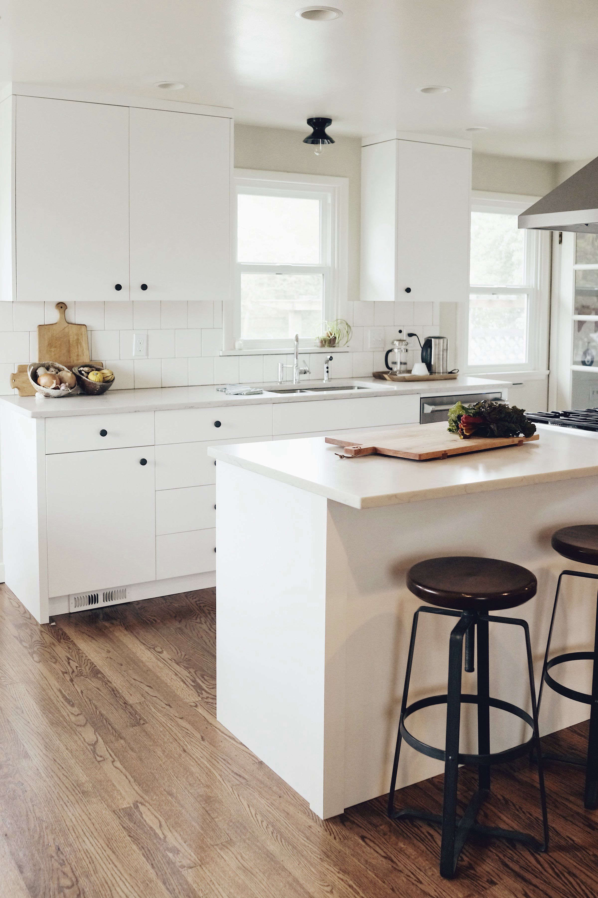 Kitchen of the Week: A Family Kitchen in Seattle, Budget Edition ...
