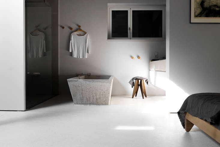 Minimalist New Build House In Berlin Furnished With