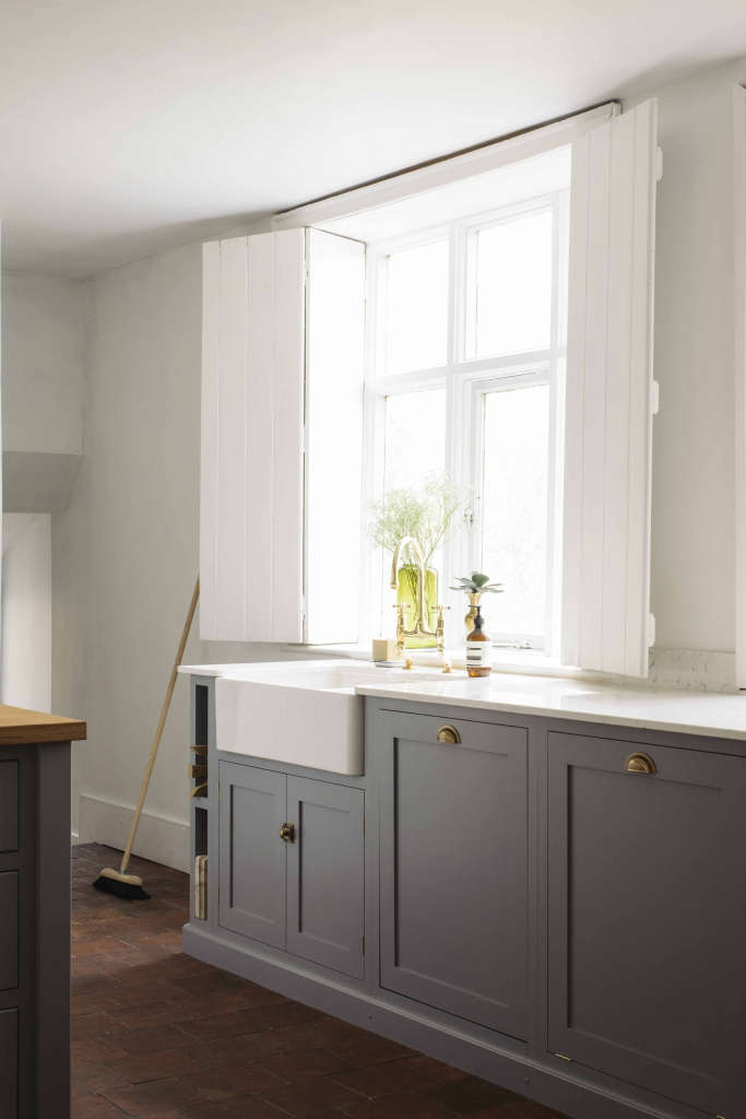 the cheshire townhouse kitchen by devol 17