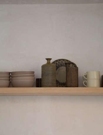 Gordana Golubovic LA Home Kitchen Detail, Photo by Lauren Moore
