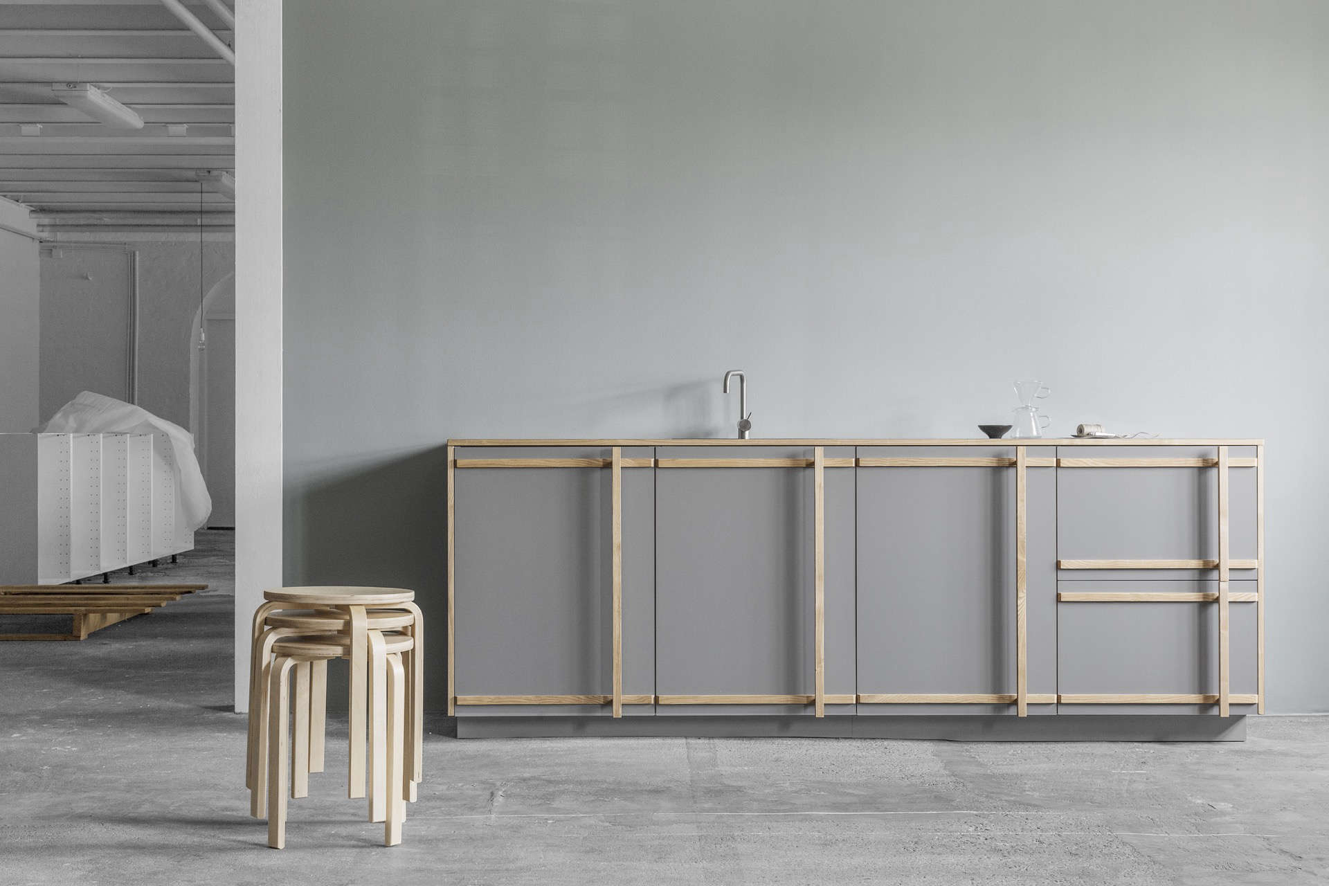 Stylish Cabinet Fronts For Ikea Kitchens From Reform Of
