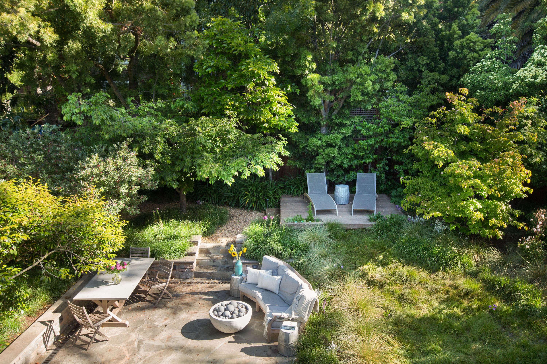 Garden visit a backyard meadow in mill valley ca gardenista workwithnaturefo