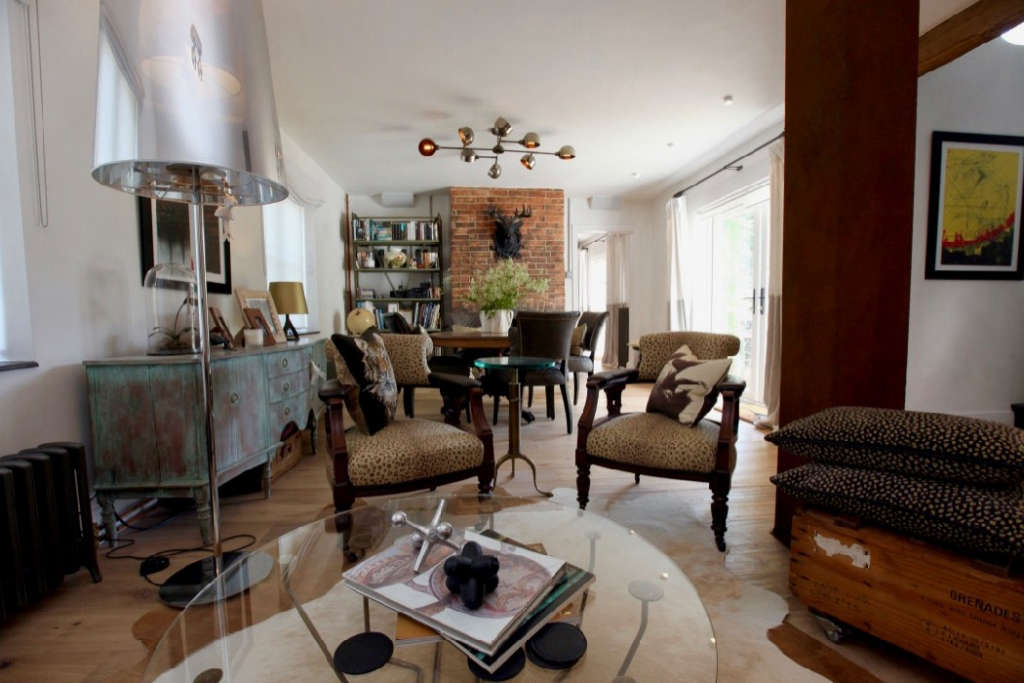 open plan living & dining area 14