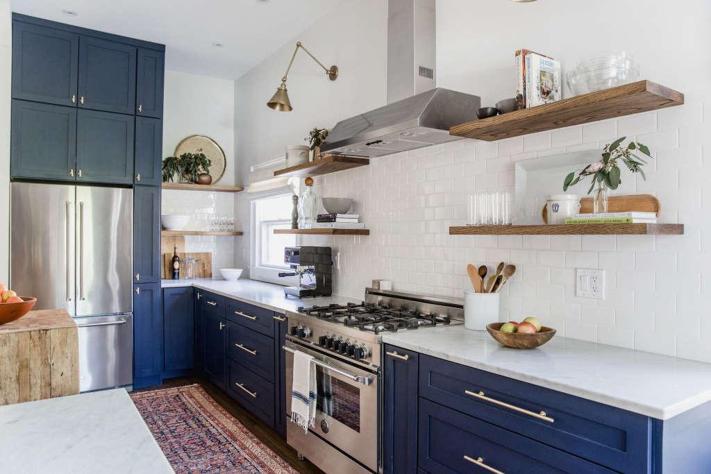West End Eclectic Kitchen portrait 3 10