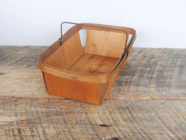 12108 Vintage Lane Etsy Vintage Berry Produce Basket