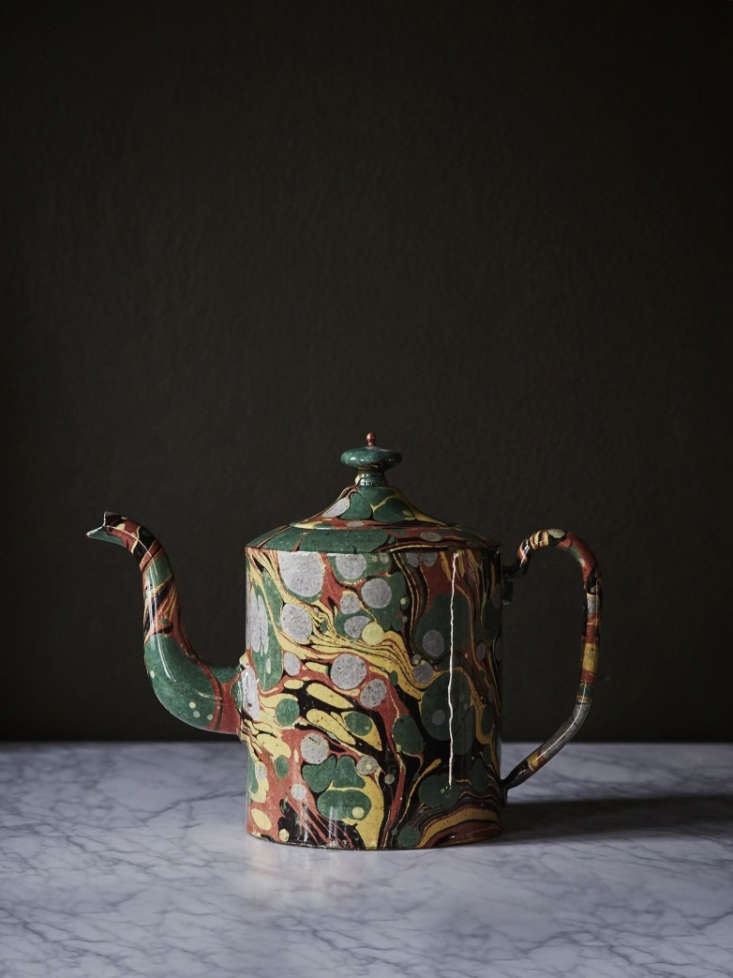 Astier de Villatte Gaston Teapot