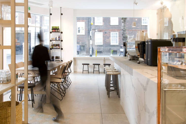 Catalyst Coffee London Interior