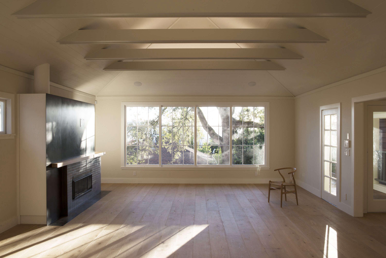 filbert cottages san francisco cathedral ceilings oak wood floors unit d